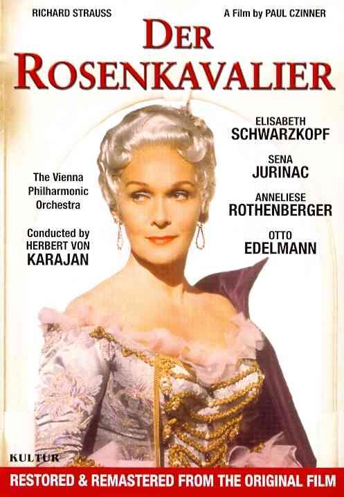 DER ROSENKAVALIER:FILM BY SCHWARZKOPF,ELISABE (DVD)
