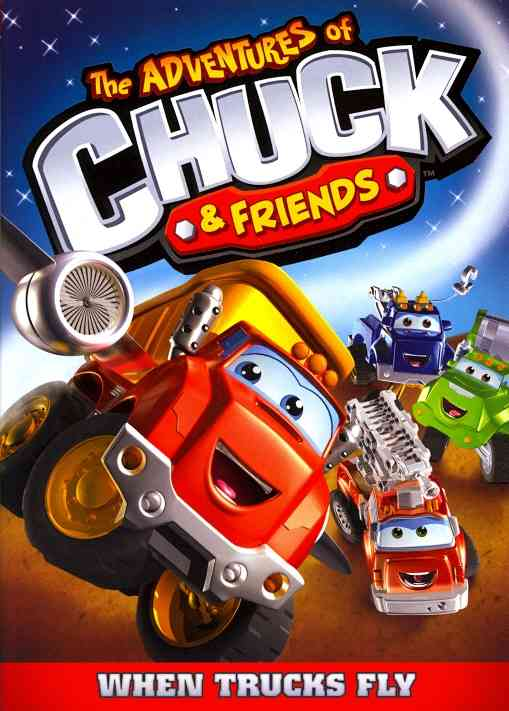 ADVENTURES OF CHUCK & FRIENDS:WHEN TR BY ADVENTURES OF CHUCK (DVD)