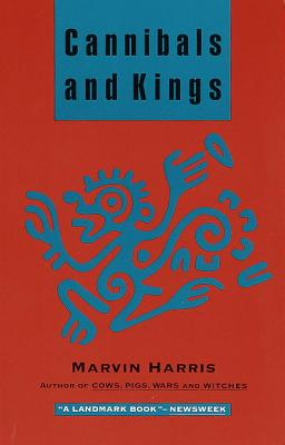 Cannibals and Kings By Harris, Marvin
